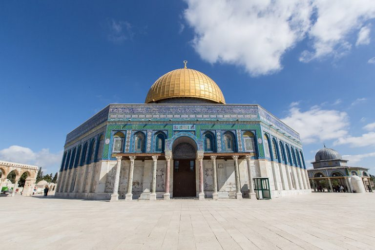 Image of Al-Aqsa Mosque in Jerusalem