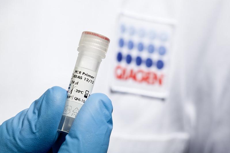 KRAS test for colorectal cancer