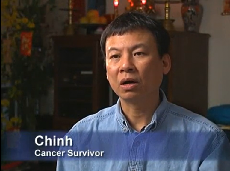 cancer survivor story