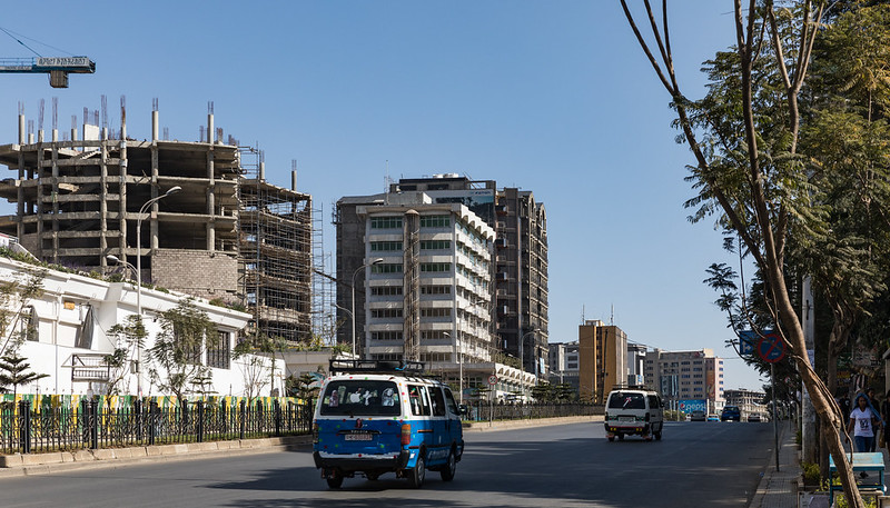Addis Abeda, Ethiopia