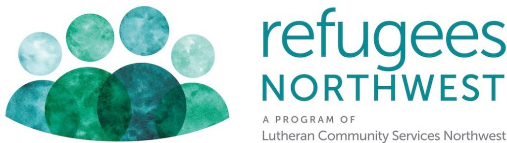 refugees northwest logo