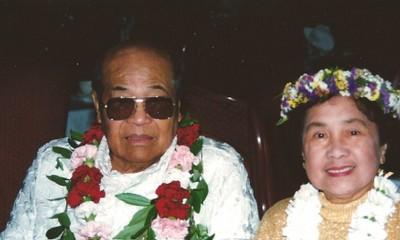 filipino kamaaina couple
