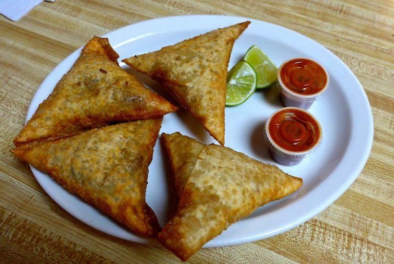 Sambusa - Somali Food