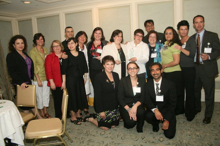 NCIHC Board with 2011 Language Access Champions