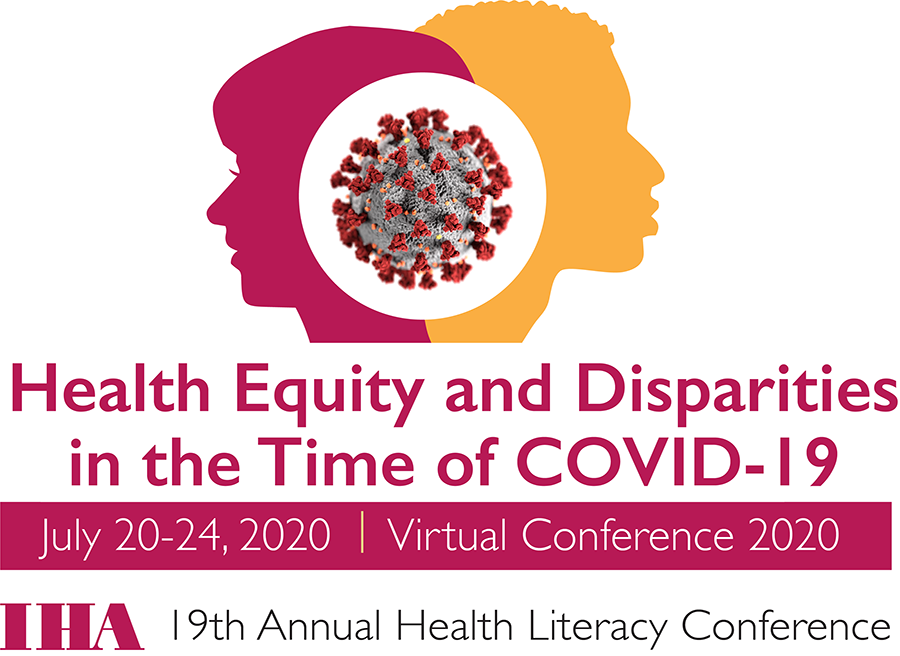 IHA Virtual Conference 2020 - Health Equity & Disparities in the Time of COVID-19