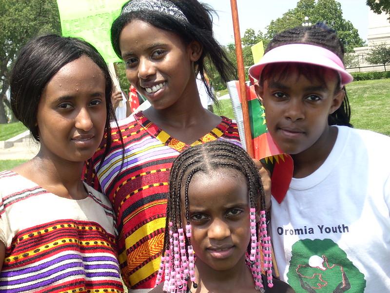 Oromo youth