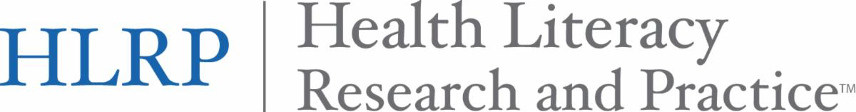 Health Literacy Research & Practice