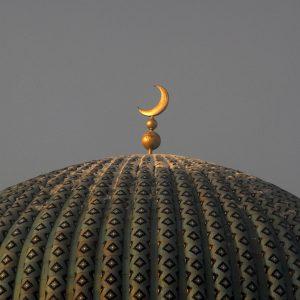 Eid Al Adha - Mosque